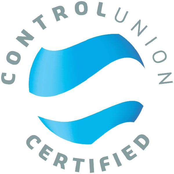 Certificat control union